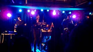 Trophy Wife - Microlite live at Shibuya O-nest