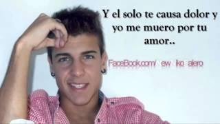 Joey Montana - Tus Ojos No Me Ven (Cover) Niko Falero (LETRA)