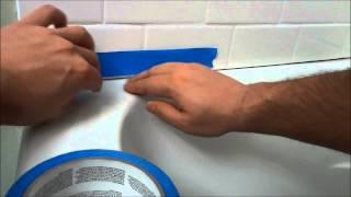 How To Re-Caulk Your Bath Tub Or Shower