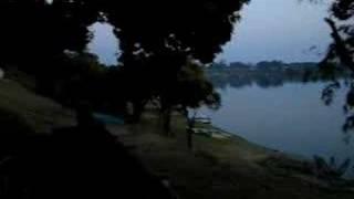 17 seconds by the Zambezi river