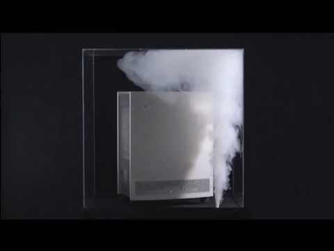 Blueair Smoke Box Test