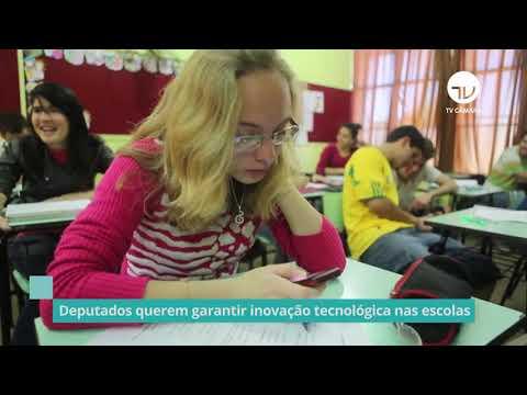 Deputados querem garantir inovações tecnológicas nas escolas - 15/06/21