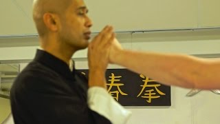 """Wing Chun - Can """"Soft"""" Structure Really Stop Hard & Powerful Attacks?"""