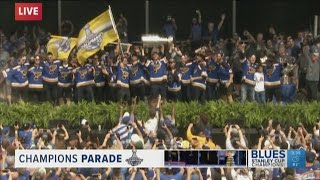 Blues relive the final moments of the 2019 season
