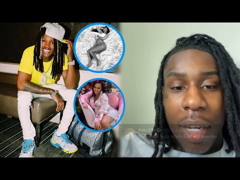King Von Reportedly Has A Baby On The Way😢…..Polo G Speaks Out After 👊🏾 Cop & Getting Arrested!?