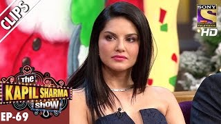 Sunny Leone Meets Santa Claus  The Kapil Sharma Show – 25th Dec 2016