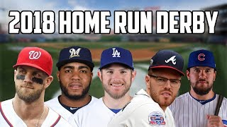 Who Will Win The 2018 MLB Home Run Derby?
