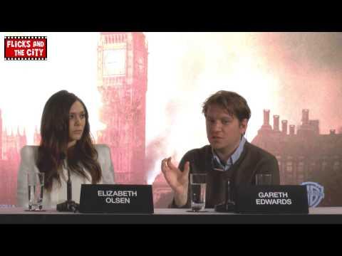 Godzilla's Design & Look - Gareth Edwards | MTW
