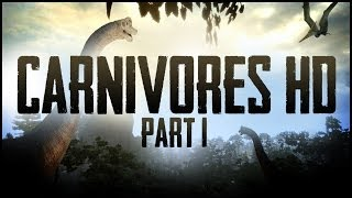 Carnivores - Dinosaur Hunter HD (PS3) | Let's Play #1 | Aim For The Head.