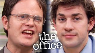 Dwight Gets Cranky  - The Office US