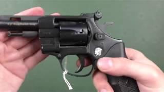 """Револьвер Weihrauch HW4 4"""" с пластиковой рукоятью от компании CO2 - магазин оружия без разрешения - видео 2"""