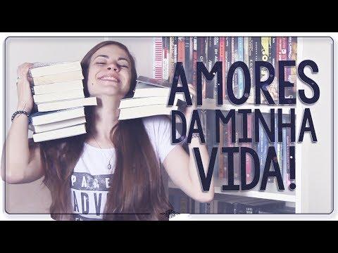 AS MINHAS 7 SÉRIES DE LIVROS FAVORITAS