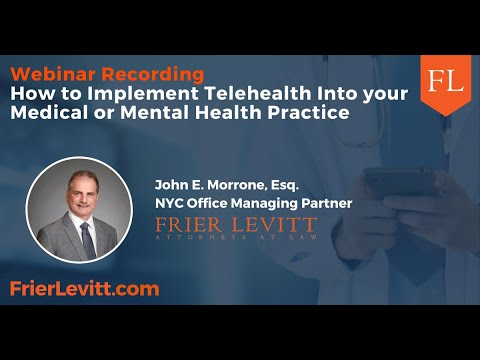 , title : 'How to Implement Telehealth Into your Medical or Mental Health Practice
