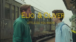 Call me by your name / Зови меня своим именем / Little do you know / Elio and Oliver