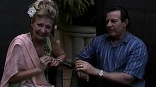 Airielle Pearson with Gary Young, founder / owner Young Living Essential Oils 2004