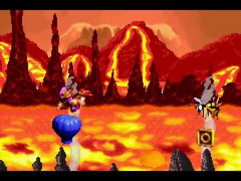 Donkey Kong Country 2 GBA