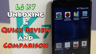 LG K7 India Unboxing, Review, Features, Camera, Price