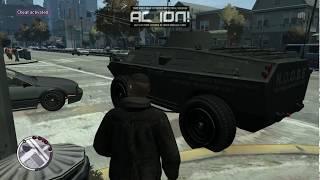 GTA 4 | чит на танк