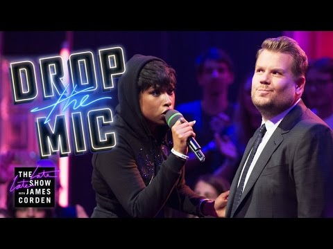 Drop the Mic w/ Jennifer Hudson
