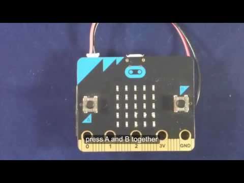 Bluetooth UART Service - Microsoft MakeCode