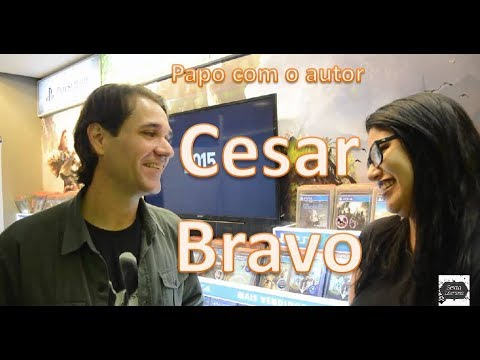 Entrevista exclusiva: Cesar Bravo, autor de Ultra Carnem