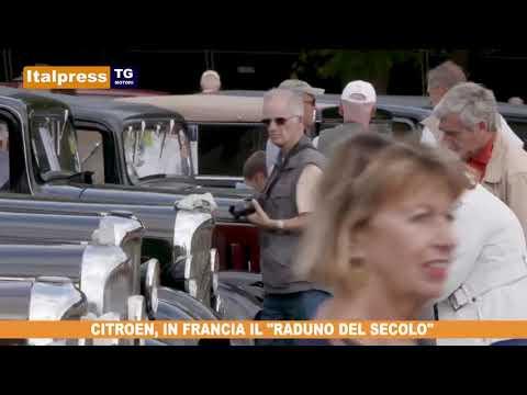 TG MOTORI ITALPRESS SABATO 17 AGOSTO 2019