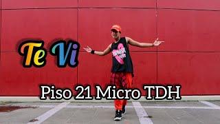 Piso 21  Micro TDH - Te Vi || ZUMBA || FITNESS || At Dome Balikpapan