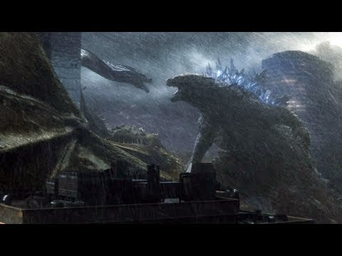 Godzilla vs monsters word game for intermediate learners