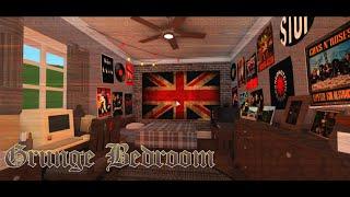 *:・゚✧ Bloxburg Speed Build | 90s Grunge/RetroTeens Bedroom | 24k & 12k *:・゚✧
