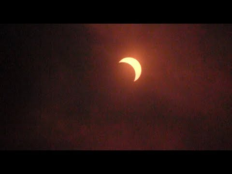 Clips of the Eclipse - New Jersey 2017