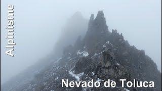 Alpinisme : Traversée du Nevado de Toluca 4680 m Mexique