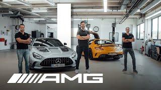 INSIDE AMG – Interior   Performance Meets Luxury