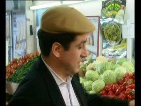 החמישיה הקאמרית - חנות ירקות