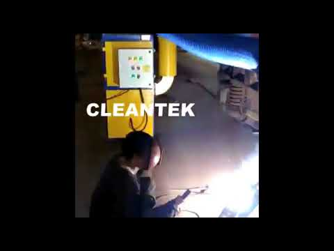 Fume Extractor for Welding