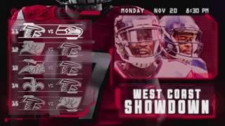 Atlanta Falcons 2017 Schedule #RISEUP