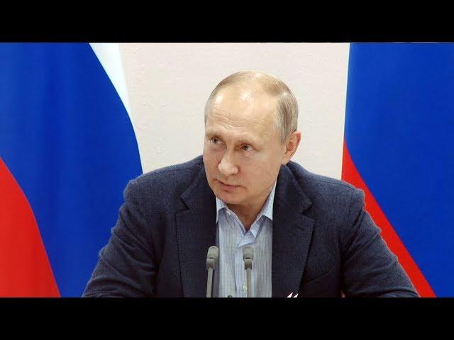 Президент высказал замечания по ликвидации последствий стихии