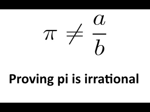 Why is pi irrational? « Why Evolution Is True
