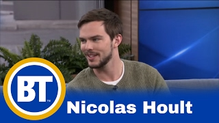 Nicolas Hoult on his role in 'Mad Max: Fury Road'