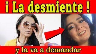 Ivonne Montero DESMIENTE A LA PERIODISTA En Rueda De Prensa / HABRÁ DEMANDA