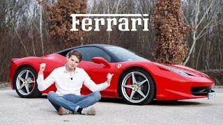 Ferrari 458 Italia Teszt - Ezt Kapod 50 Millióért