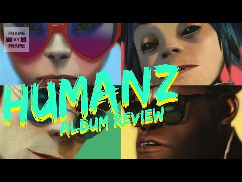 The Problem With Gorillaz: 'Humanz' | Album Review