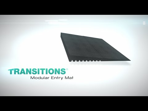 Thumbnail of the Product Overview - TRANSITIONS® Modular Entry Mat | EZ-ACCESS video