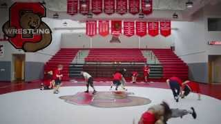 Cornell Wrestling Match day Video