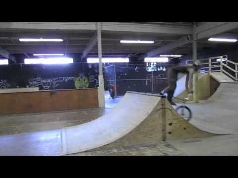 Amps and Ramps Skatepark