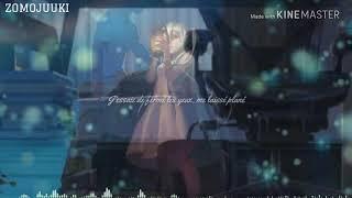·Diaporama·•AMV•Nightcore~Besoin De M'évader   Ma2x [Lyrics]