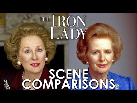 The Iron Lady (2011) - scene comparisons