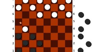 Checkers/Draughts Basics