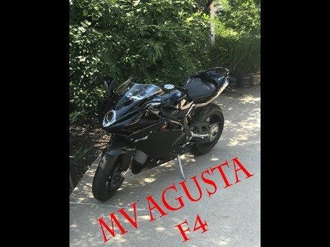 Got to ride an MV Agusta F4! | Full Titanium Arrow Exhaust Beautiful Sound