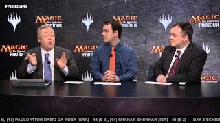 Pro Tour Magic Origins Day 2 Draft Analysis: Kentaro Yamamoto