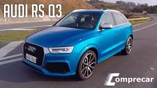 Avaliação: Audi RS Q3